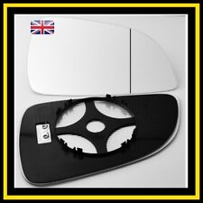 Right Driver Side Wing Mirror Glass ASPHERIC HEATED ASTRA H facelift 2009-2010