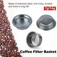 7g/14g Filtro Cialde Macchina da Caffè Portafiltro Macchine Caffe Espresso