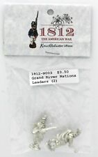 Knuckleduster 1812-N003 Grand River Nations Leaders (War of 1812) Indian Command
