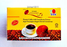 2 Boxes DXN Lingzhi Black Coffee 2 in 1 Organic Ganoderma Reishi Instant Cafe