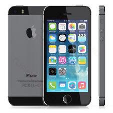 APPLE IPHONE 5S 16GB GRIGIO SIDERALE GRADO A/B + ACCESSORI - RICONDIZIONATO