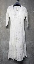 ANNE VALERIE HASH Embroidered Dress .