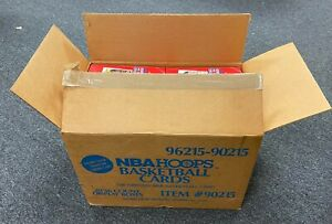 1990-91 NBA Hoops Basketball Series 2 CASE w/ 20 Sealed Unopened Wax Boxes 36ct