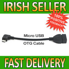 Micro USB OTG Host Cable Mini USB Adapter Phone Tablet Nokia Samsung LG HTC