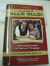 30 Years of 'Allo 'Allo by Richard Webber - Autograph Edition