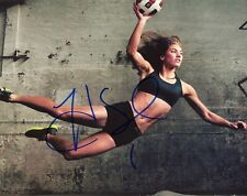 """~~ HOPE SOLO Authentic Hand-Signed """"Goalie Team USA"""" 8x10 Photo ~~"""