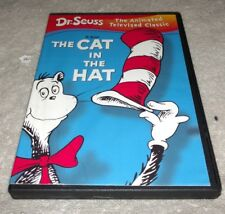 Dr. Seuss - The Cat in the Hat (DVD, 2003) the animated television classic