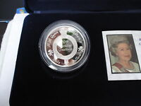 New Zealand 1996 Queen Elizabeth II Proof Silver $5 Coin!!!! RARE