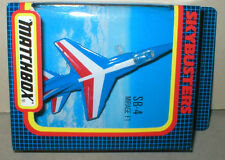 MATCHBOX - SKYBUSTERS SB-4 Dassault MIRAGE F-1 Patroille de France MINT in Box
