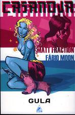 Us BD Casanova vol. 2 Gula Matt fractionnelle Fábio Moon anglais