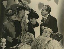 PHOTO CINEMA : CHARLIE CHAPLIN dans MONSIEUR VERDOUX 1947 coll. G. Sadoul