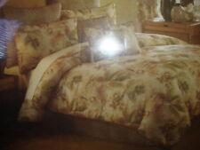 New Croscill Fandango Tropical California King Comforter Set