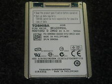"Dell RW386 40GB 4.2K 1.8"" ZIF Hard Drive"