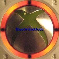 AMBER 5 LED MOD Kit XBOX 360 Ring of Light ROL FREE SH