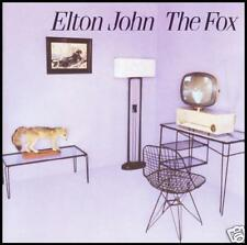 ELTON JOHN - THE FOX D/Remaster CD ~ NOBODY WINS  *NEW*