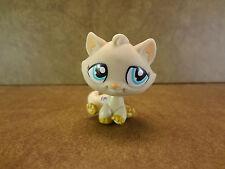 Littlest Pet Shop #1364 Cat Kitten Blue Eyes LPS