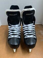 Bauer Supreme One20 IceSkates Skate Size 10R Tuuk Stainless Ice Hockey Skate(D7)