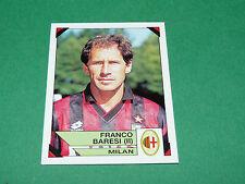 F. BARESI AC MILAN ROSSONERI PANINI FOOTBALL CALCIATORI  1993-1994 CALCIO ITALIA