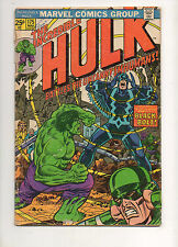 Incredible Hulk #175 The INHUMANS vs. HULK! 1974 BLACK BOLT POWERS 1ST FULL USE!