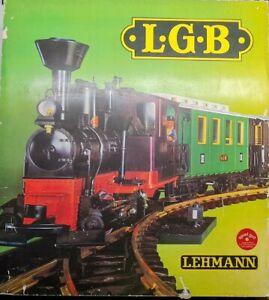LGB  20301 Cross Bahn Set