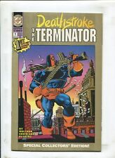 "DEATHSTROKE THE TERMINATOR #1 - ""CHAPTER ONE: ASSAULT!"" - (8.0) 1991"