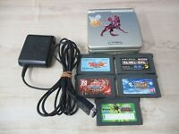 L43 Nintendo Gameboy Advance SP console Toys  R U Star Light Gold Japan GBA