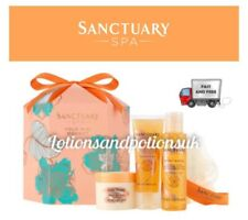 Sanctuary Spa YOUR MINI MOMENT Body Wash Scrub Butter Ladies Gift Set