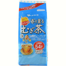 Itoen Japanese Mugicha Roasted Barley Tea Caffeine-Free 54 Tea Bags