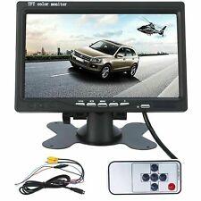 7 inch AV RCA LCD Monitor Car Screen for Rear View Backup Reverse CCTV Camera