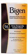 Bigen Permanent Powder Hair Color 96 Deep Burgundy 1 ea 0.21 oz (Pack of 3)