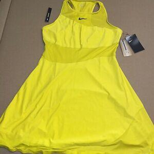 Nike Women's Court Maria Sharapova Dri-Fit Tennis Dress/ BV1066-733 / Size M