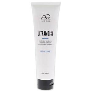 Ultramoist Moisturizing Conditioner by AG Hair Cosmetics for Unisex - 6 oz