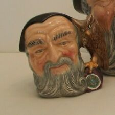 Royal Doulton Merlin D6536 Small size character jug- Literature Collection
