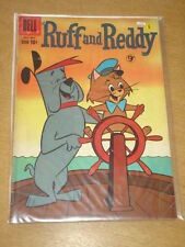 RUFF AND REDDY #6 VG (4.0) DELL COMICS JULY 1960