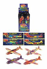 Flying Gliders (henbrandt) Birthday Party Loot Bag Toys Fillers Childrens Prizes Super Heroes 8