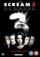 Scream 3 DVD (2011) NEW