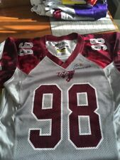 Adult MEN'S SMALL Football Jersey OTTAWA GEE GEE'S #98  CIS OUAA CANADA