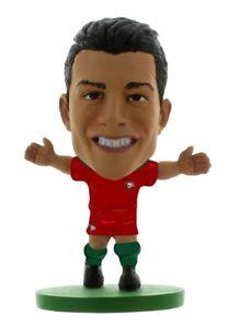 CRISTIANO RONALDO PORTUGAL  FIFA WORLD CUP 2018 SOCCERSTARZ MINI SOCCER FIGURE