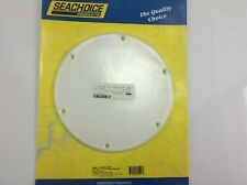 "New SEACHOICE  Products Artic White 7-5/8""  Diameter Cover Plate  #50-39591"