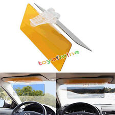 HD Anti-Glare Auto Car Flip Down Shield Sun Visor Day Night Vision Block view UV