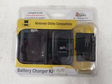 ACCESSORIO CONSOLE (AB1) NINTENDO DS LITE BATTERY CHARGER KIT SEALED