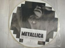 """METALLICA - the unnamed feeling - 12"""" vinyl picture disc - UNPLAYED"""