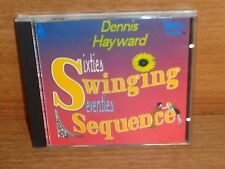 DENNIS HAYWARD : SWINGING SEQUENCE : CD Album : CD Album : SAV205CD : 1993