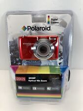 POLAROID i20X29 20MP 10x Optical Zoom Digital Camera Red NEW