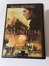 Munich (Dvd, 2006, Widescreen) Canadian. A Steven Spielberg Film