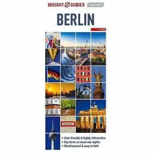 INSIGHT GUIDES: Flexi mappa Berlino (INSIGHT Flexi mappe), LIBRO NUOVO