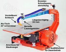 HEGNER Multicut-1  Dekupiersäge Feinschnittsäge -versandkostenfrei-
