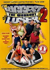 BRAND NEW DVD // FITNESS  // THE BIGGEST LOSER WORKOUT 2 // MAX WEIGHT LOSS
