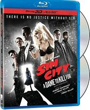 Sin City: A Dame To Kill For *New Blu-Ray 3D + Blu-Ray*