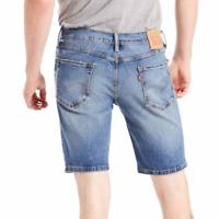 Levis 511 Mens Slim Fit Stretch Denim Shorts Tag Size 42